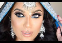Indian/Bollywood/South Asian Bridal Makeup – YouTube – youtube bollywood makeup