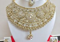 Indian Bollywood Style Fashion Gold Plated Bridal Jewelry ..