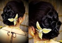 Indian Bridal Bun Hairstyles – Indian Beauty Tips – indian bridal bun hairstyles