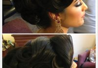 Indian bridal hair | South asian bridal hairstyles ..