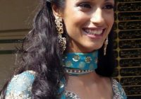 indian bridal hairstyle for round face photos – Hollywood ..