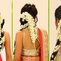 Indian Bridal Hairstyle Step By Step – South Indian Bridal ..
