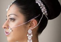 Indian Bridal Hairstyles ~ Bridal Wears – indian bridal hairstyle