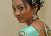Indian Bridal Hairstyles For Round Face – indian bridal hairstyle for round face