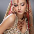 Indian Bridal Hairstyles Photos and Videos ~ Dresses Shoes – indian bridal video