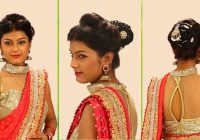 Indian Bridal Hairstyles Step By Step – Simple & Bridal ..