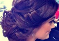 Indian bridal hairstyles updo's 17 | Indian Makeup and ..