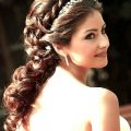 Indian bridal hairstyles updo's 25 | Indian Makeup and ..