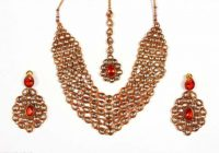 Indian Bridal Jewellery | eBay – indian bollywood bridal jewellery set