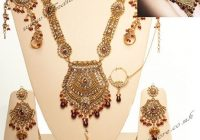 indian bridal jewellery set – Google Search | wedding ..