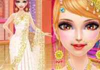 Indian Bridal Makeup And Dress Up Games Online | Wedding – indian bridal games