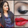 Indian bridal makeup tutorial step-by-step in hindi ..