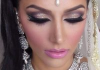 Indian Bridal Makeup Tutorial with Pictures and Steps – indian bridal eye makeup step by step