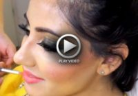 Indian Bridal Makeup Tutorial with Pictures and Steps – indian bridal video