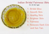 Indian Bridal Ubtan for Fairness and Glowing Skin #DIY ..