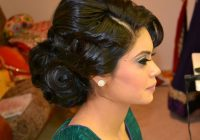 Indian Bridal Updos For Long Hair | Fade Haircut – indian bridal updo