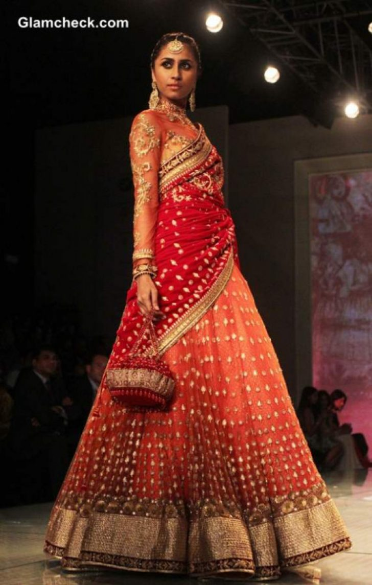 Permalink to Indian Bridal Fashion Week 2018