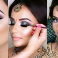 Indian Bridal Wedding Makeup Step by Step Tutorial with ..