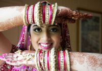 Indian bride pose. www.remvp.com | Best of Indian Weddings ..