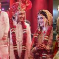 Indian Celebrities And Their Much-Talked About Wedding Attires – elaborate look for bollywood wedding