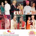 Indian Celebrities | Lovevivah Matrimony Blog – bollywood wedding couples