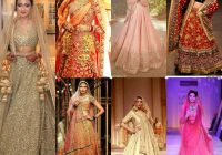 Indian Designers Bridal Dresses Collection | Stylo Planet – indian bridal outfits 2017