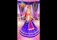 Indian doll – bridal collection Dress up a bride- girls ..