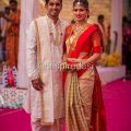 Indian Dresses: South Indian Bride and Groom – hindi of bride