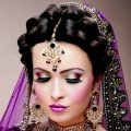 Indian Dulhan New Look Makeup Ideas 2014 For Girls Image ..