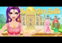 Indian Girl Salon – YouTube – hindi makeup games