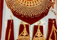 Indian Gold Plated Bridal Jewellery Price in Pakistan ..