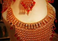 Indian Gold Plated Bridal Jewellery Set Price in Pakistan ..
