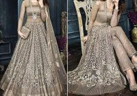 Indian Heavy Embroidered Net Bridal Maxi Price in Pakistan ..