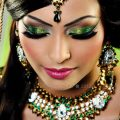 indian inspired make up | Hair & Beauty | Pinterest ..