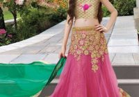 Indian kids girls lehenga Pakistani designer bollywood ..