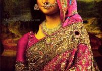 Indian Mona Lisa in Saree | Alter Art Alt | Pinterest ..