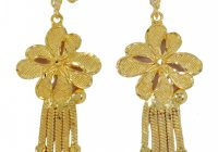 Indian Traditional Gold Plated Necklace Set Bollywood ..