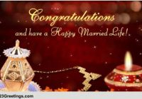Indian Wedding Congratulations – hindi marriage wishes
