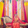 Indian wedding decor ideas. South Indian reception ..
