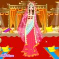 Indian wedding game – bollywood wedding dress up games