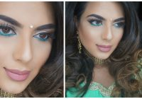 Indian Wedding Get Ready With Me / Bollywood Makeup ..