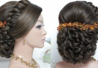 Indian Wedding Hair Style Step By Step Image Bridal ..