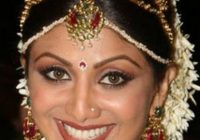 Indian Wedding Hairstyles and Bridal Makeup | Topix – bollywood bride pictures