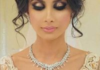 Indian wedding hairstyles for Indian Brides- Up Dos ..