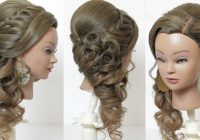 Indian Wedding Hairstyles For Long Hair Step By Step ..