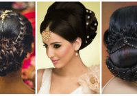 Indian Wedding Hairstyles For Mid to Long Hair ..
