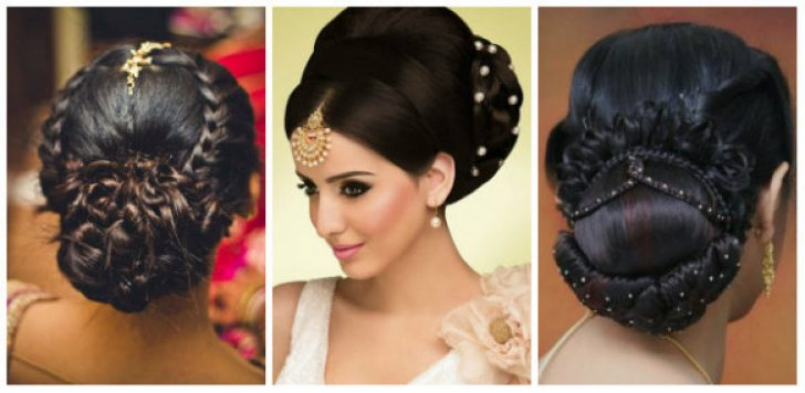 Permalink to Indian Bridal Hairstyle For Round Face
