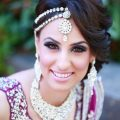 Indian wedding hairstyles: updo – indian bridal updo hairstyles