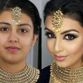 Indian Wedding Makeup YouTube Tutorial Inspiration ..