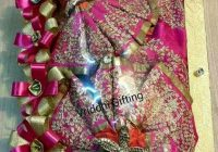 Indian Wedding Trousseau Gift Packing. | Gift Packing ..